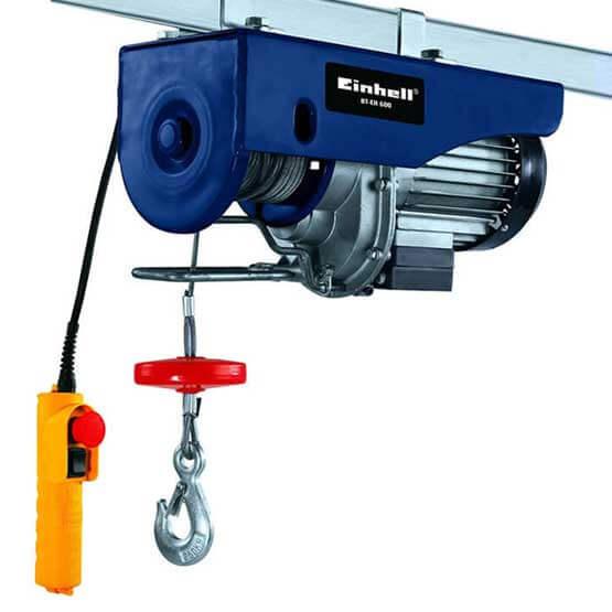 Polipasto eléctrico BT-EH 600