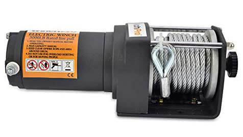 Cabestrante electrico winch-12v-1360kg